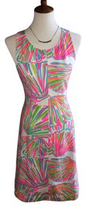 Lilly Pulitzer short dress $80 NWT Felicity Size M Free Shipping Shellabrate on Tradesy