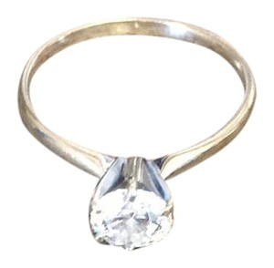 1.2 carat diamond solitaire ring
