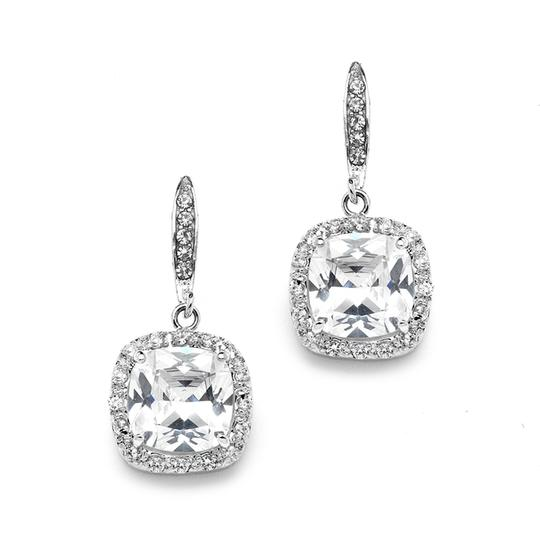 Preload https://img-static.tradesy.com/item/19758542/mariell-silver-magnificent-cushion-cut-cubic-zirconia-or-pageant-in-platinum-4069e-s-earrings-0-0-540-540.jpg