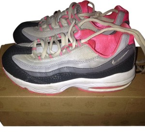 Air max 95 Gray,pink and white Athletic