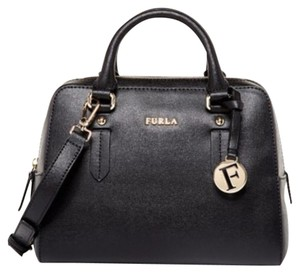 Furla Satchel in Black / onyx