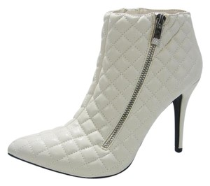 Anne Michelle Ivory Boots