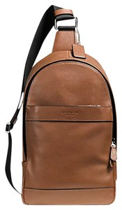 Coach Charles Saddle One Backpack