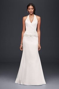 David's Bridal Style Sv9563 Wedding Dress