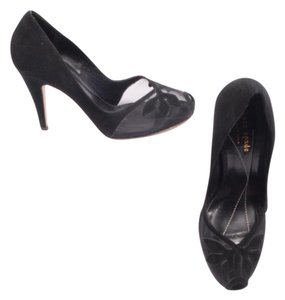Kate Spade Pump Fall Dressy Black Pumps