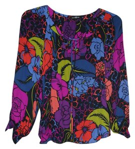 Alice & Trixie Boho Vibrant Top multi