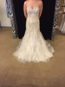 Mori Lee 2691 Wedding Dress