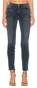 Frame Denim Le Skinny Jeans-Medium Wash