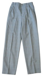 Worthington Trouser Pants light plaid