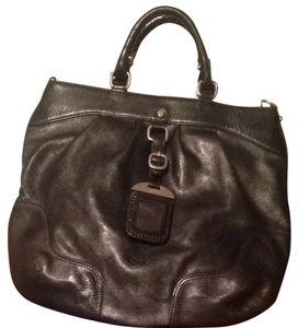 Lodis Satchel in Black