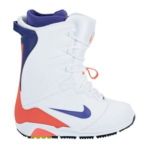Nike White Boots