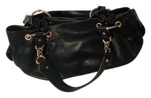 Juicy Couture Leather Hobo Bag