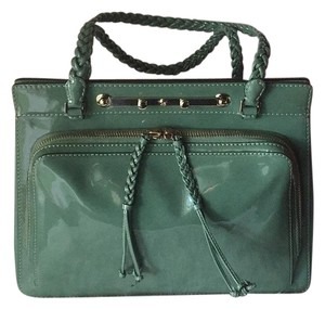 Valentino Satchel in Green