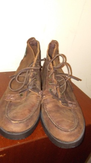 Eastland Brown Boots Image 3
