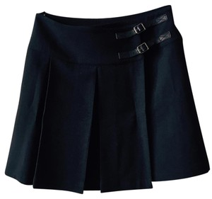 Burberry Brit Mini Skirt Black
