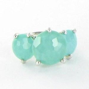 Ippolita Ippolita Rock Candy Ring Stone Turquoise Split Shank Sterling 925 Sz7