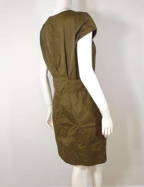 French Connection Belted Dress Image 1