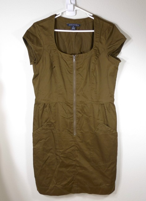 French Connection Belted Dress Image 4