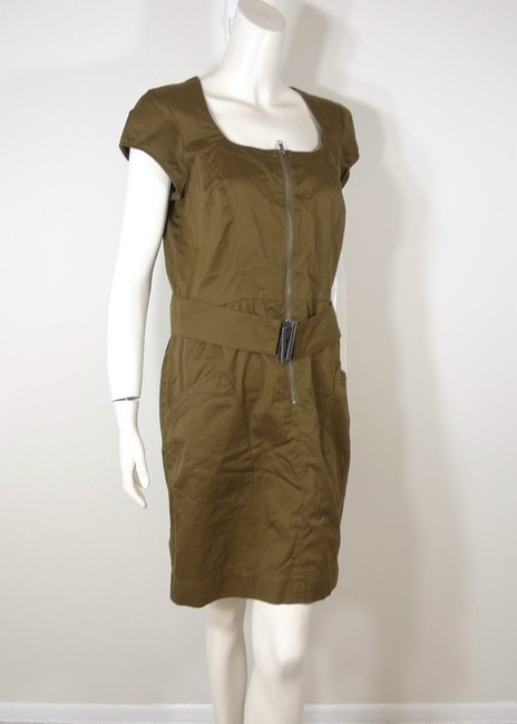 French Connection Belted Dress Image 5