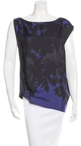 Dries van Noten Top purple