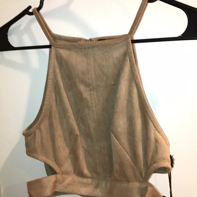 Forever 21 Top Tan Image 4