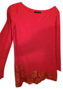Marciano Red Flow Dress