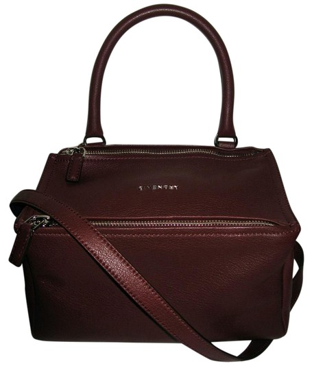 Preload https://item3.tradesy.com/images/givenchy-small-pandora-goatskin-in-burgundy-leather-satchel-19761047-0-9.jpg?width=440&height=440