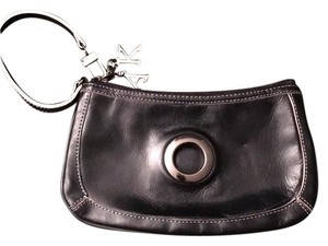 AK Anne Klein Wristlet in Black