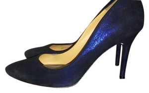 Badgley Mischka Midnight blue Pumps