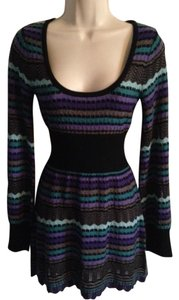Free People short dress Multi Colored on Tradesy