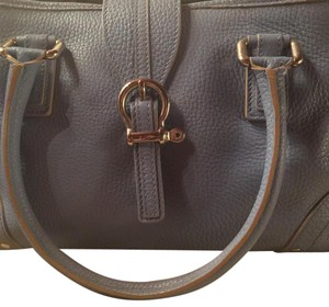 Burberry Satchel in Light Blue