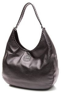 Tory Burch Leather Marion Hobo Bag