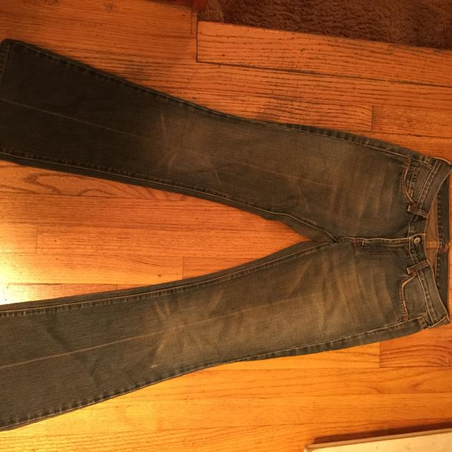 7 For All Mankind Boot Cut Jeans Image 8