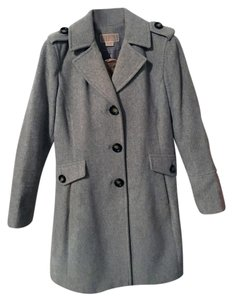 Michael Kors Wool Winter Classic Pea Coat
