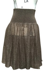 Philosophy di Alberta Ferretti Skirt Brown