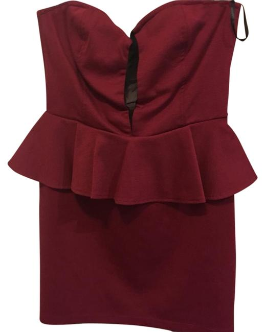 Preload https://img-static.tradesy.com/item/19761521/material-girl-red-above-knee-night-out-dress-size-8-m-0-1-650-650.jpg