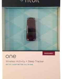 fitbit Fitbit One. Wireless Activity + Sleep Tracker. Get Fit. Sleep Better. All In One.