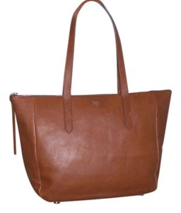 Fossil Leather Sydney Shoulder Bag