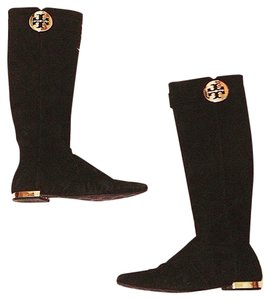 Tory Burch Blk Boots