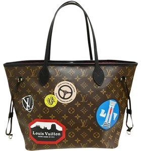 Louis Vuitton Limited Edition Tote in Monogram