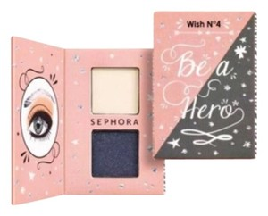 Sephora Color Wishes Eyeshadow Palette Duo Wish No. 4 Be A Hero