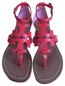 Tory Burch MASAAI RED Sandals