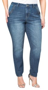 Ashley Stewart Skinny Jeans