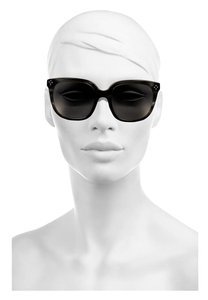 Chloé Chloe D-frame Acetate And Metal Sunglasses black Authentic