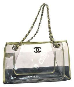 Chanel Tote in Transparent