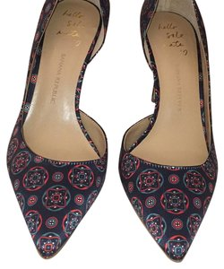 Banana Republic Multi blue Pumps