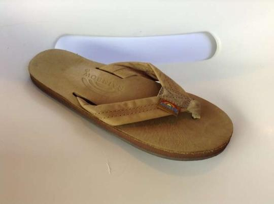 Other Rainbow Flip Flop Size 6 Size 7 brown Sandals