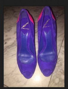 Brian Atwood Multicolor Pumps