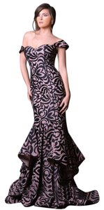 MNM Couture Mermaid Evening Gown Dress