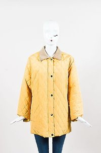 Max Mara Weekend Nylon Yellow Jacket